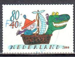 Netherlands 2000 - Mi.1833 - Used - Period 1980-... (Beatrix)