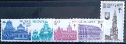 BELGIQUE                     N° 1354/1358                   NEUF** - Belgium