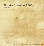 NORVEGIA 2005 ANNATA COMPLETA NUOVA MNH - Años Completos