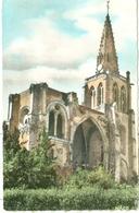 Crépy-en-Valois 1960; Eglise St-Thomas - Voyagé. (J. Derenne - Paris) - Crepy En Valois