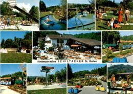 Kinderparadies Schiltacker, St. Gallen - 11 Bilder (38856) * 25. 5. 1981 - SG St. Gallen