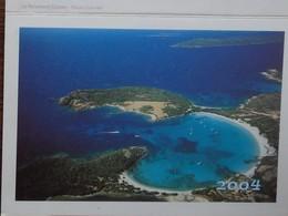 Petit Calendrier De Poche 2004 La Poste La Rondinara Corse - Calendars