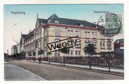 Magdeburg (Augustaschule N° 94) - Magdeburg