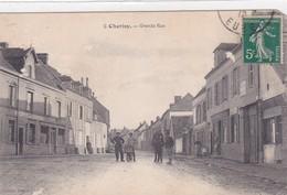 28-CHERISY-GRANDE RUE-ANIMEE - France