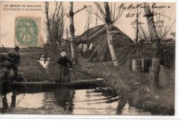 Au Marais De Challans- Une Bourine Et Ses Alentours - Challans
