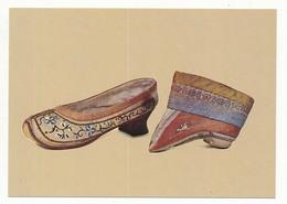 CPM 10,5 X 15 Drôme ROMANS  Chaussure De Femme Pour Pied Normal Et Pied Mutilé Chine XIX° Siècle - Romans Sur Isere