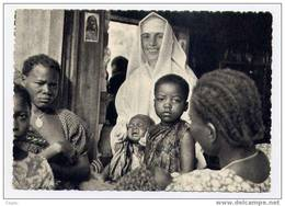 MISSION DE KAHEMBA (CONGO BELGE) AU DISPENSAIRE DE LA MISSION IN HET DISPENSARIUM  VAN DE MISSIE - Congo Belge - Autres