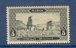 MAROC N° 78 ** - Ungebraucht