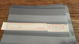 LOT 499256 TIMBRE DE FRANCE NEUF** LUXE COLIS POSTAUX PARIS POUR PARIS - Neufs