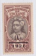 ⭐ Océanie - YT N° 44 ** - Neuf Sans Charnière - 1921 ⭐ - Nuevos