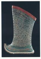 CPM 10,5 X 15 Drôme ROMANS Botte D'homme En Peau De Requin Mongolie XIX° Siècle  Musée De La Chaussure - Romans Sur Isere