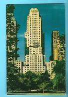 ETATS-UNIS----NEW YORK--central Park South--essex House--voir 2 Scans - Central Park