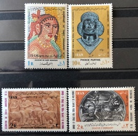 IRAN Thème HISTOIRE 1971 Y 1511/4 NEUF** MNH - Otros