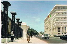 SENEGAL DAKAR    CPM  BE  SE53 - Senegal