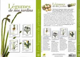 """France 2020 - Collector """"Légumes De Nos Jardins - Les Légumes De Printemps"""" - France"""