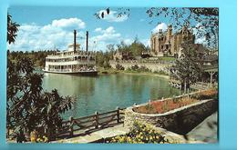 ETAT-UNIS--ORLANDO---walt Disney World--cruising The Rivers Of America--voir 2 Scans - Orlando