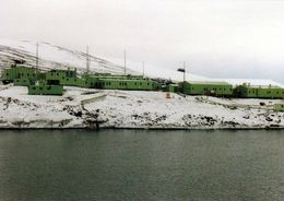6 AK Antarctica Antarktis * Forschungsstationen, Inseln (Ross, Greenwich, Campbell) Landschaften Und Schiffe* - Cartoline
