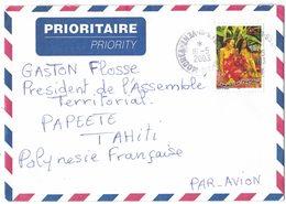 IC7    Polynesie Francaise 2003 Lettre Prioritarie  Pour Papeete YT N°683 - Französisch-Polynesien