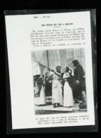 MACON -  La Reine De La Fête Du Vin  - Coupure De Presse (encadré Photo) 1933 - Historical Documents