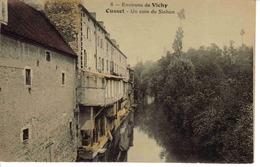 03 Environs De Vichy N°8 CUSSET Un Coin Du Sichon En 1933 - Vichy