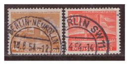 Berlin 1953: Nr. 112/113, Gestempelt - [5] Berlin