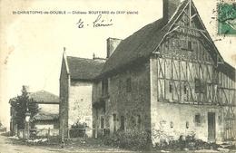 33  SAINT CHRISTOPHE DE DOUBLE - CHATEAU BOUFFARD (ref 9585) - France
