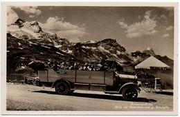 Klausen Passhöhe Postauto .................  905 - GL Glaris