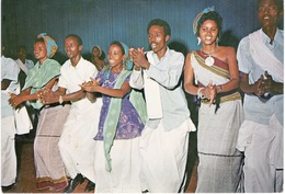SOMALIE - DANSE SOMALI - DJIBOUTI  ?? - Somalie