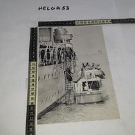 RT1288 VITTORIO EMANUELE III ED ELENA AD ALESSANDRIA D'EGITTO SCENDONO DALLA SCALETTA DEL DUCA DEGLI ABRUZZI - Victorian Die-cuts