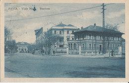PAVIA - VIALE NIZZA STAZIONE - Pavia