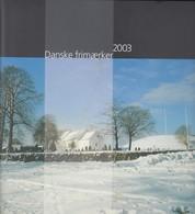 DANIMARCA 2003   ANNATA  COMPLETA NUOVA MNH - Annate Complete