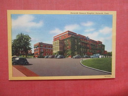 Norwalk General Hospital    Connecticut > Norwalk      Ref 4001 - Norwalk