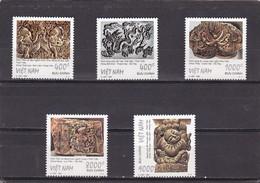 Vietnam Nº 1772 Al 1776 - Viêt-Nam