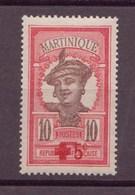 Martinique N° 82** - Martinique (1886-1947)