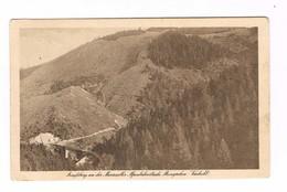 Josefsberg An Der Mariazeller Alpenbahnstriche ....  CPA  Dos Divisé Ecrite 1936 - Mariazell