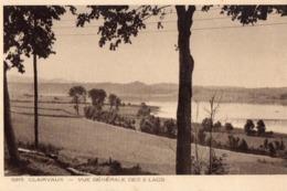 Vue Generales Des 2 Lacs - Clairvaux Les Lacs