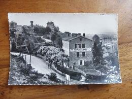CPA Photo   Nominative : Jacquier, Propriétaire De L' Hôtel De La Gare à ST GERMAIN-au-MONT-d'OR - (Imp COMBIER à Macon) - Altri Comuni