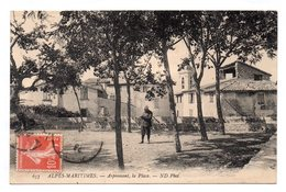 Aspremont - La Place - France