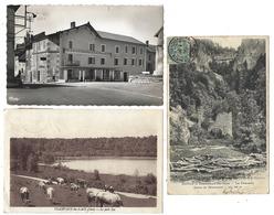 39 - CLAIRVAUX-LES-LACS - Lot De 3 Cartes Postales - Clairvaux Les Lacs