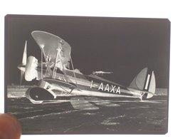 NEGATIVO FOTOGRAFIA  AEREO CAPRONI CA 114  I-AAXA - Aviation