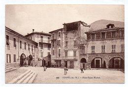 Sospel - Place St Michel - Sospel
