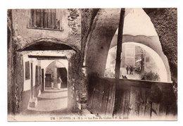 Sospel - Rue Du Collet - Sospel