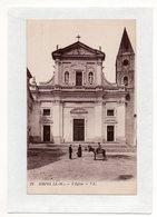 Sospel - L'Eglise - Sospel