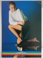 OMSA Che Gambe! Sexy Legs Female Carte Postale - Pin-Ups
