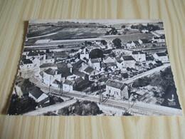 St-Aubin-de-Luigné (49).Place Du Pont - Café Blanche - Vue Aérienne. - Autres Communes