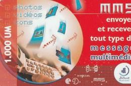 Mauritania - Mattel - MMS - Red - Mauritanie