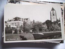 Nederland Holland Pays Bas Tiel Met Ziekenhuis Bethesda En Kerktoren - Tiel
