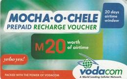 Lesotho - Vodacom M20 - Lesoto
