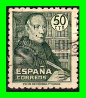 ESPAÑA.- SELLO  AÑO 1947  PADRE BENITO J.FEIJOO - 1931-Heute: 2. Rep. - ... Juan Carlos I