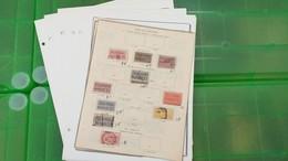 Lot N° TH.384. FRANCE Colis Postaux Neufs Ou Obl. - Collezioni (in Album)